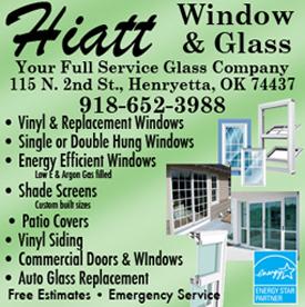 Hiatt window and door