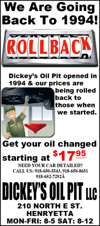 Dickey's Oil Pit
