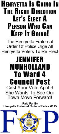 Henryetta FOP