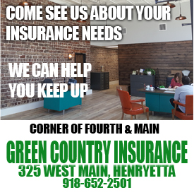 green country ins