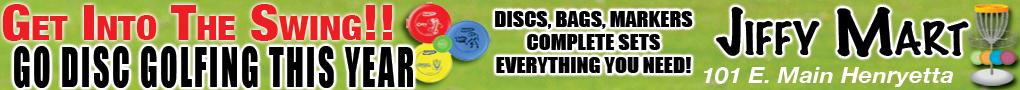 jiffy mart disc