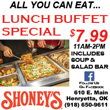 shoney lunch