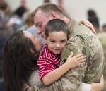 Local guardsmen back from deployment
