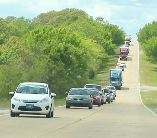 I-40 closed due to fatal Friday crash