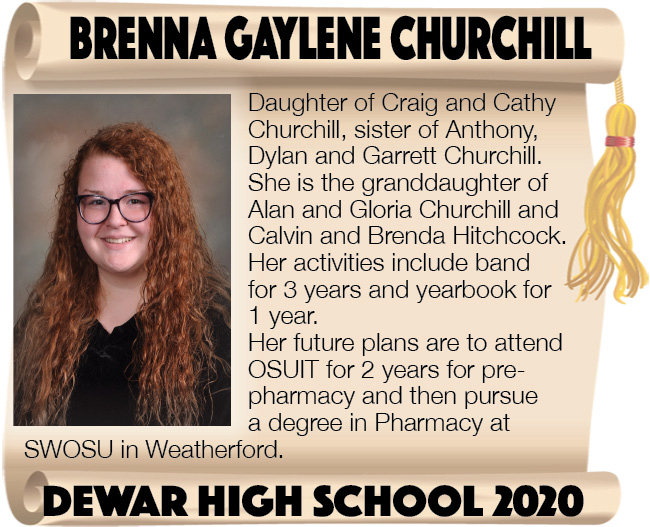 brenna churchill
